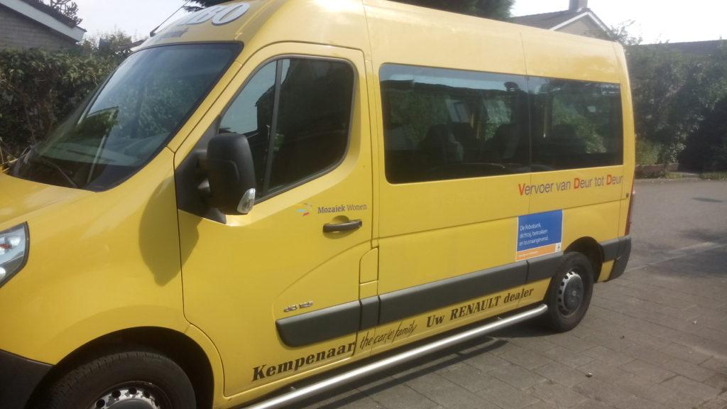 Nieuwe bus vervoerspuntgouda a