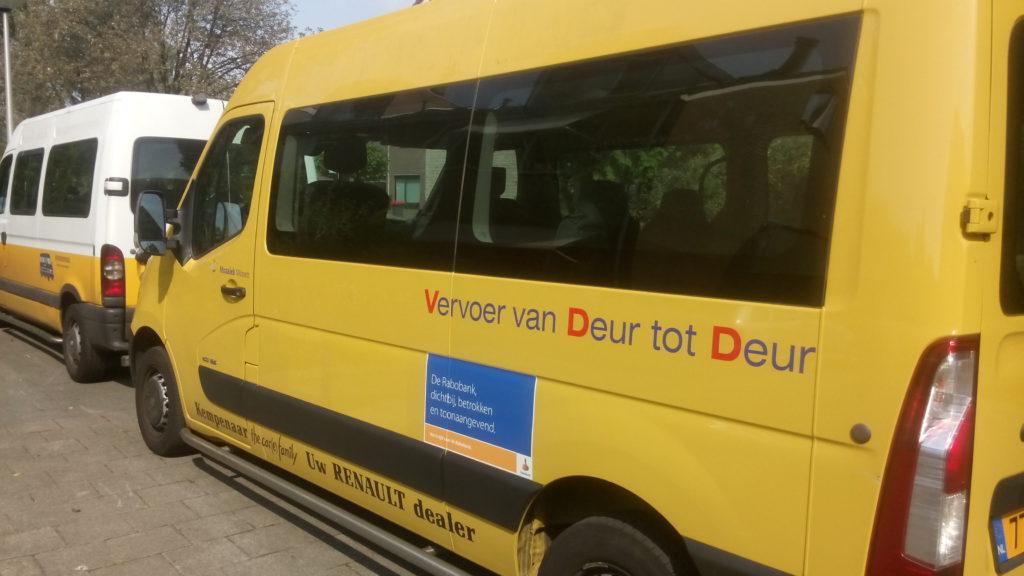 Nieuwe bus vervoerspuntgouda b